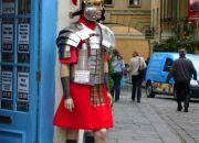Маникен в историческом костюме