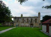 Аббатство – бенедиктинский монастырь Святой Марии
