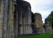 Развалины замка Артура