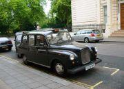 английское Такси