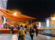 The city of Kashgar