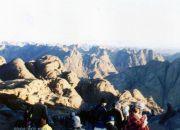 Вид с горы Моисея