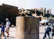 Temple of god of the sun of Amona Ra