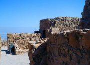 остатки меньшего трехъярусного дворца Ирода