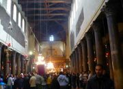 Внутренний вид Церкви Рождества Христова