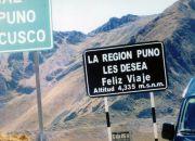 Мы находимся на высоте 4,335 метров над уровнем моря