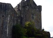 замок Гламс
