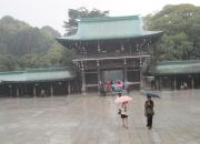 храм Мэйдзи